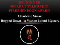 Speak Up Talk Radio Firebird Book Award